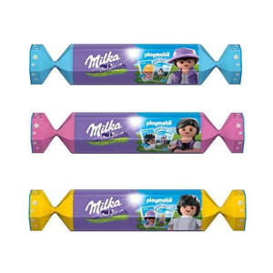 Milka Playmobil Gift Bonbon Best before 7/31/20