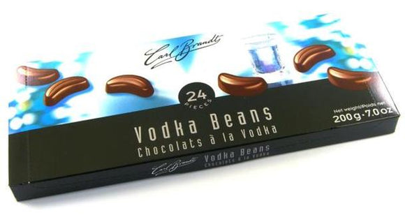 Carl Brandt Vodka Beans