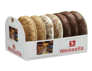 Weissella Gingerbread Cookies
