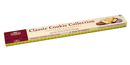 Lambertz Classic Cookie Collection European Assortment Yard Stick