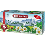 Teekanne Mountain Herbs Natural Tea