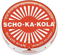 Scho-Ka-Kola Chocolate