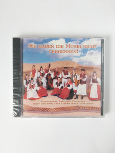 Traditional Pomeranian Music CD
