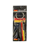 Germany / Deutschland Knife Key Chain