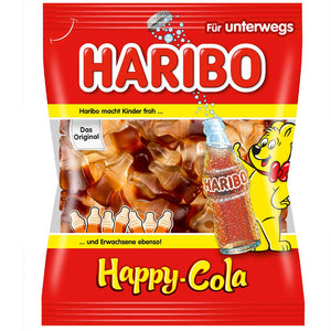 German Haribo Happy - Cola   Das Original for on the  road
