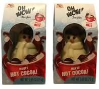 15GE19 OH Wow Snowman Hot Chocolate