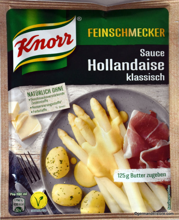 Knorr  Sauce Hollandaise klassisch Product of Germany