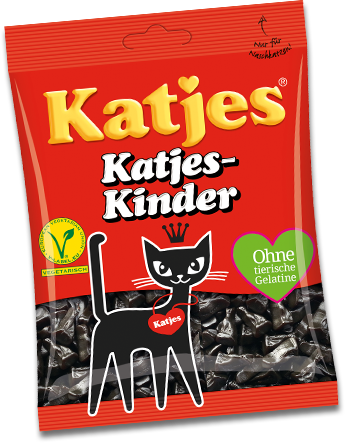 Katjes Kinder Licorice