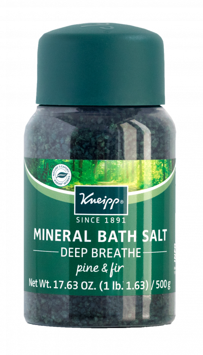 Kneipp Pine & Fir Mineral Bath Salt - Deep Breathe