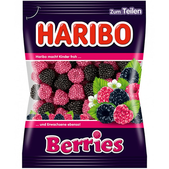 German Haribo Berries zum Teilen for Sharing