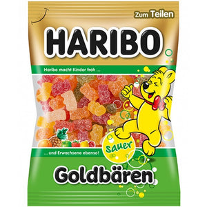 Haribo Goldbaren Sour Gummy Candy