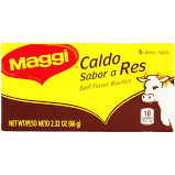 Maggi Beef Cubes