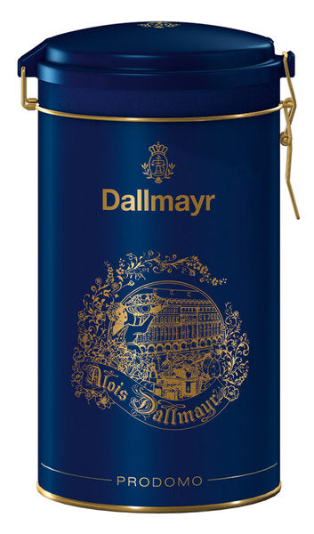 Dallmair Prodomo Ground Coffee in a Gift Tin 17.6 oz