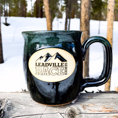 Java Taster Mug - Dark Mint