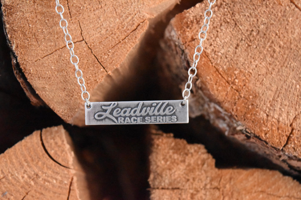 Sterling Silver Leadville Necklace