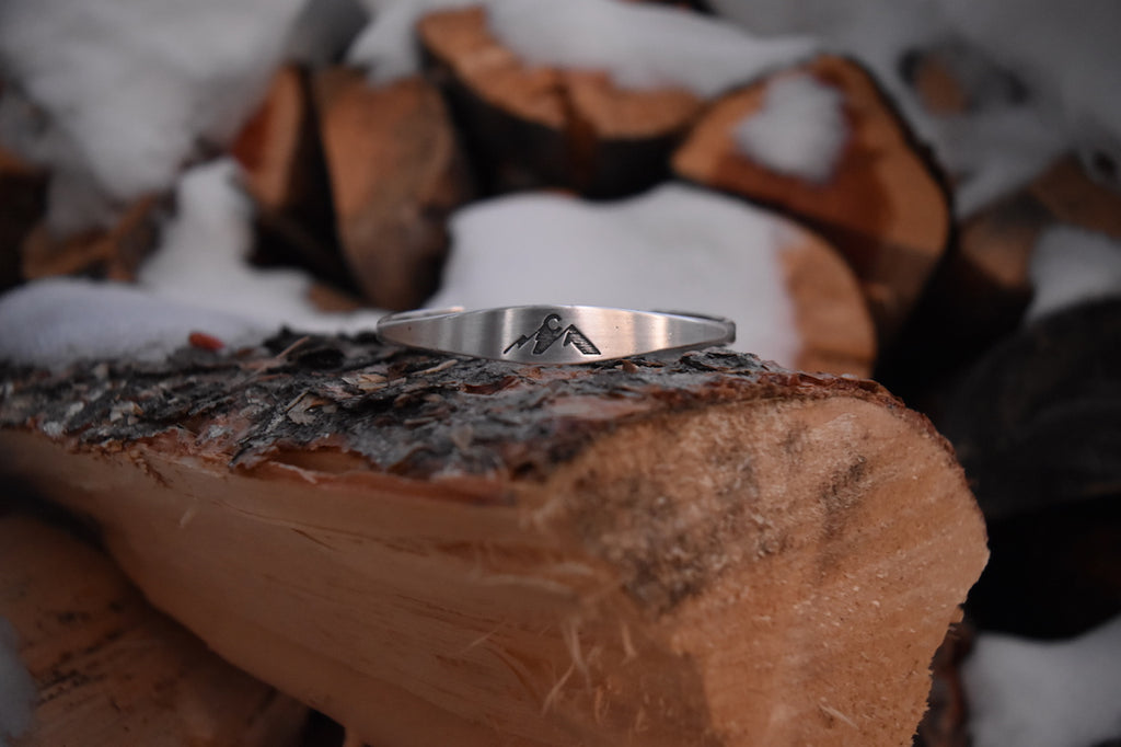 Sterling Silver Colorado Cuff