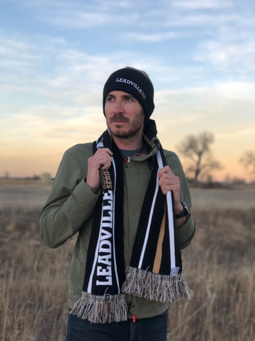 Leadville Knit Scarf