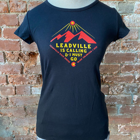 Leadville Is Calling Tee