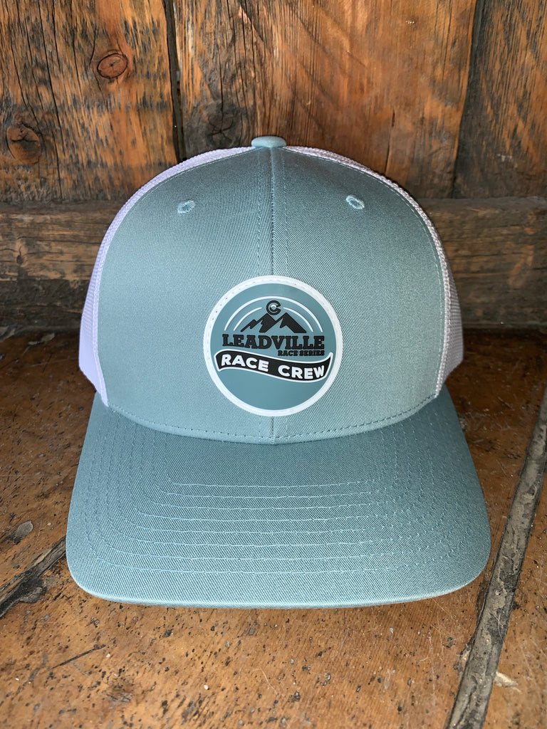 Race Crew Trucker - Smoke Blue