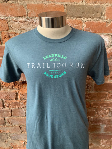2019 Trail 100 Run Tee - Men's