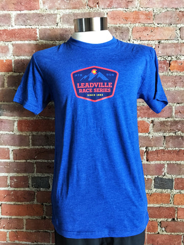 Men's LRS Tee - Royal
