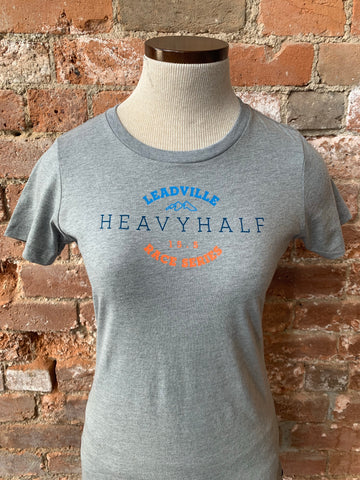 2019 Heavy Half Tee - Women