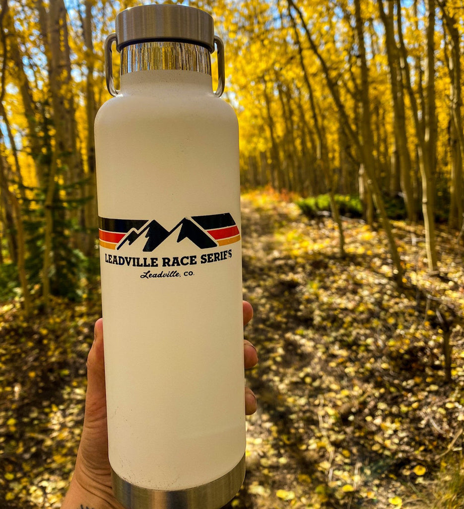 LRS Powder Coated Water Bottle
