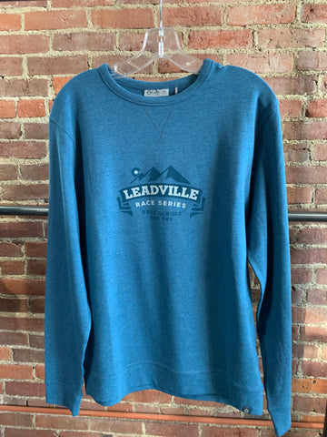 TASC Legacy Crew Pullover - Sapphire Heather