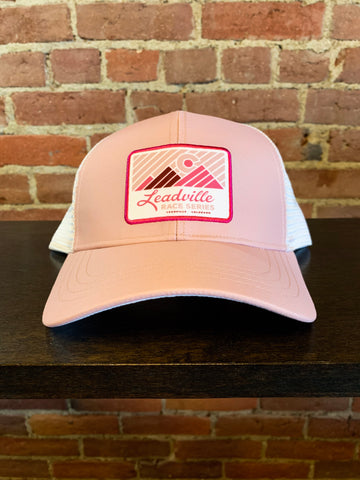 Colorado Technical Trucker - Mauve