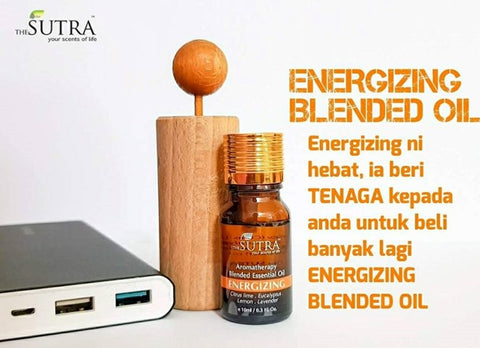 Energizing Oil
