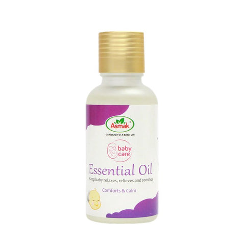 Asmak Baby Essential Oil