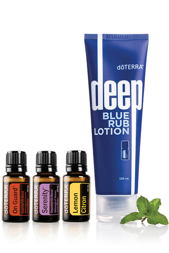 doTERRA Simple Solutions Enrollment Collection