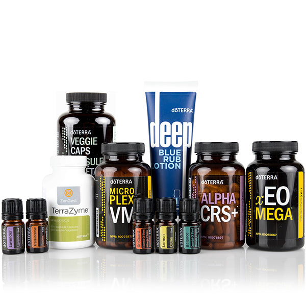 doTERRA Healthy Habits Enrollment Collection