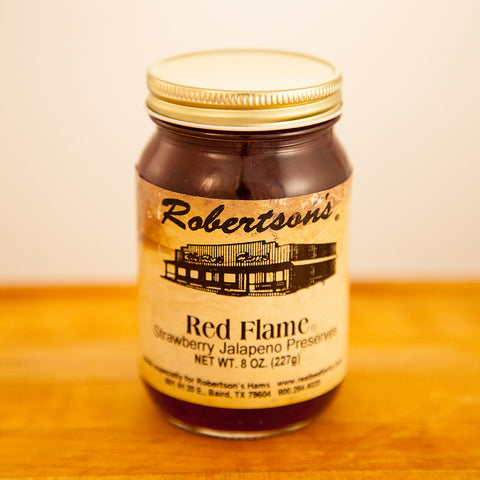Red Flame (Strawberry/Jalapeno)