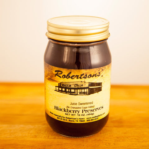 Blackberry Preserves