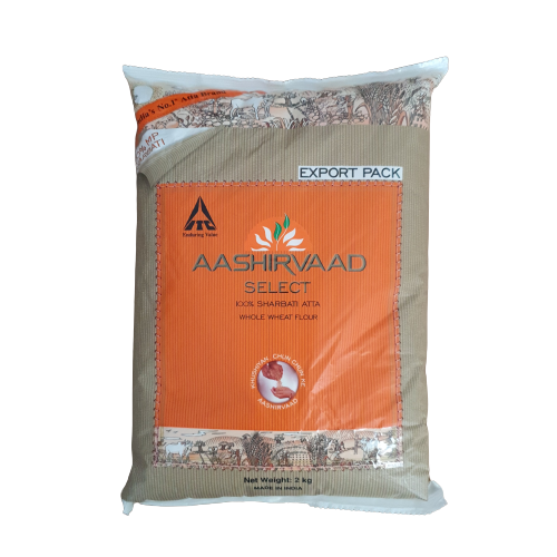 Aashirvaad Select Sharbati Atta || Export Quality