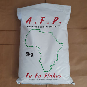 Afp Fufu Potato Flakes Yellow