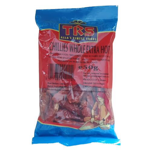 Trs Chilies Whole Extra Hot