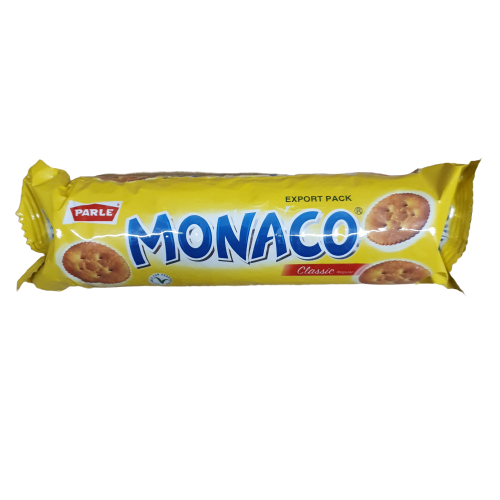 Monaco Salted Parle Biscuits