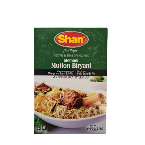 Shan Mutton Biryani Mix