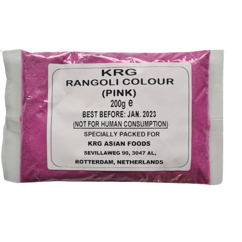 Rangoli Colour-Pink