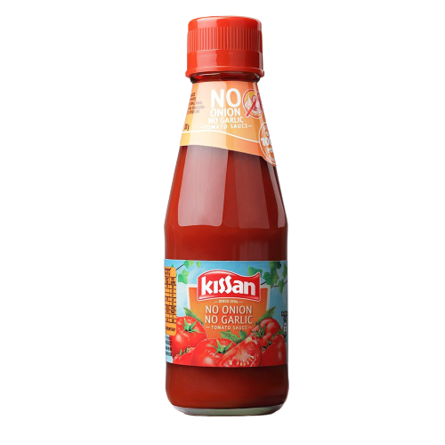 Kissan Ketchup No Onion No Garlic