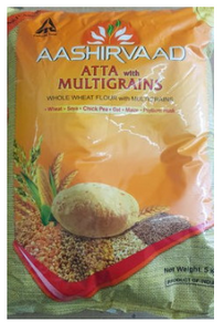 Aashirvaad Multigrains Atta || export quality