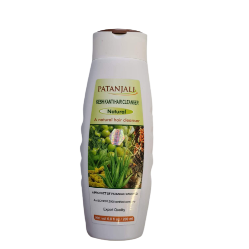 PATANJALI KESH KANTI HAIR CLEANSER (NATURAL) SHAMPOO
