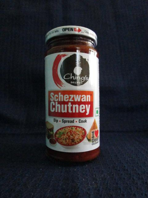 Chings Schezwan Chutney