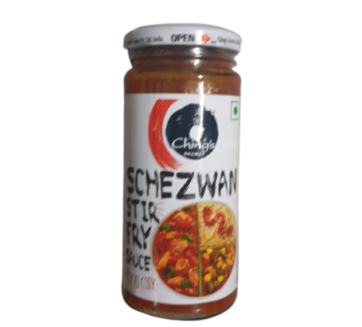 Chings Schezwan Stir Fry Sauce