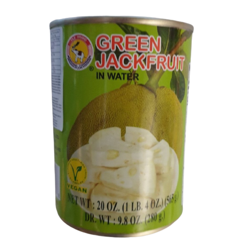 Green Jackfruit Canned