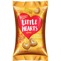 Britannia Little Hearts