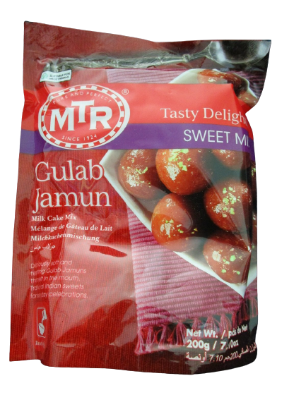 Mtr Gulab Jamun Powder Mix