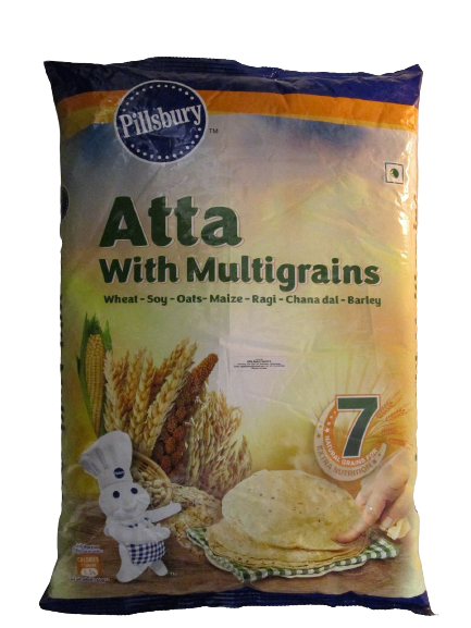 Pillsbury Multigrains Atta